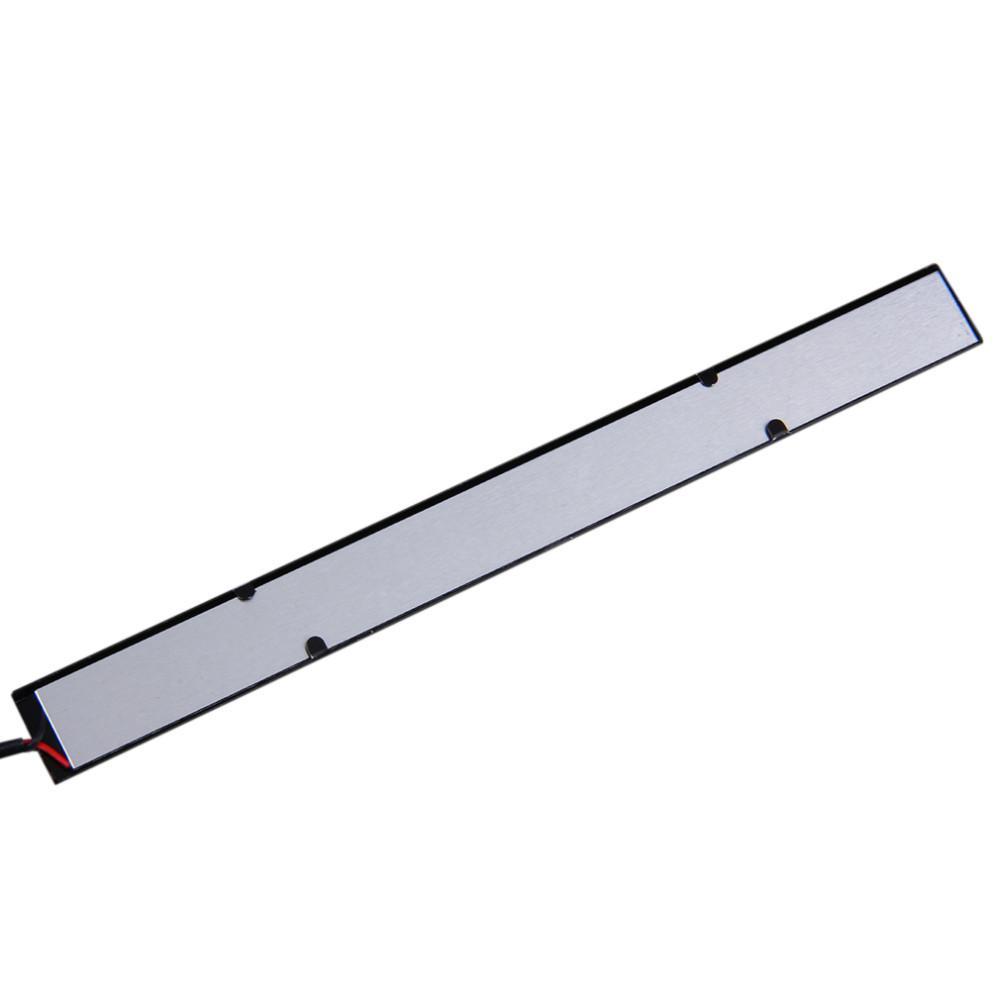 2 шт./лот 17 см LED COB DRL дневного света водонепроницаемый DC12V внешний Led стайлинга автомобилей источник света парковка туман бар лампы
