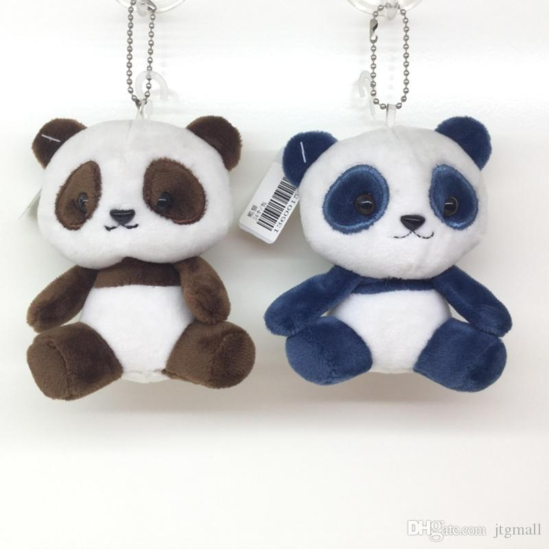 Fashion Fluffy Plush Doll Panda Toy Keychain Women Cute Pom Pom Bear Key  Ring Trinket Pompom Bag Charms Key Holder Party Gift UK 2019 From Jtgmall 3e429404d6