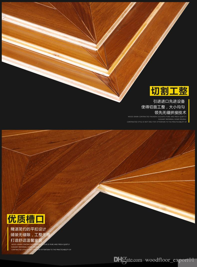 2018 Teak Decor Decoration Decorative Deck Laminate Flooring Floor Room Furniture Cover Staff House From Woodfloor Export01