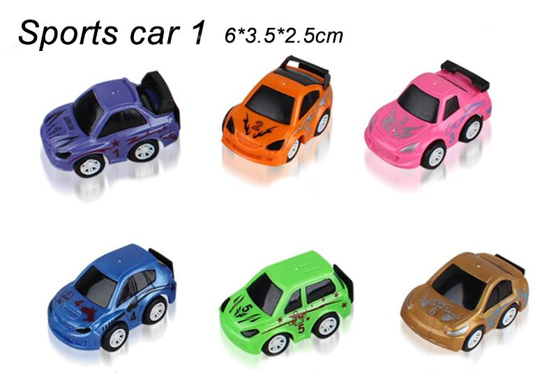 Zorn toys-Mini Pull back car Plastic car Engineering vehicles/aircraft/police car/Military vehicles /car/motorcycle model 58 style wholesale