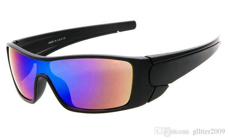 bas prix Mode Hommes Sports de plein air lunettes de soleil Windproof Blinkers Sun Lunettes Marque Designers Eyewear pile à combustible livraison gratuite