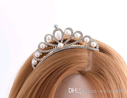 10 قطعة / الوحدة لؤلؤة مقاطع الشعر المشابك الملحقات زهرة الحلي للمجوهرات هدية HJ001