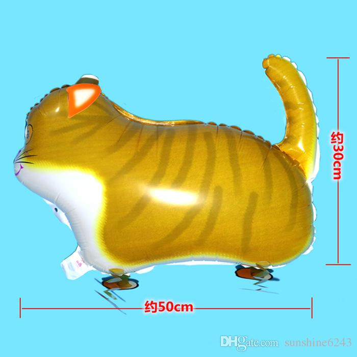 Wholesale, Various Aluminum Foil Helium Walking Animal Pet Balloons, Baby's Toy & Gift. New Arrival!