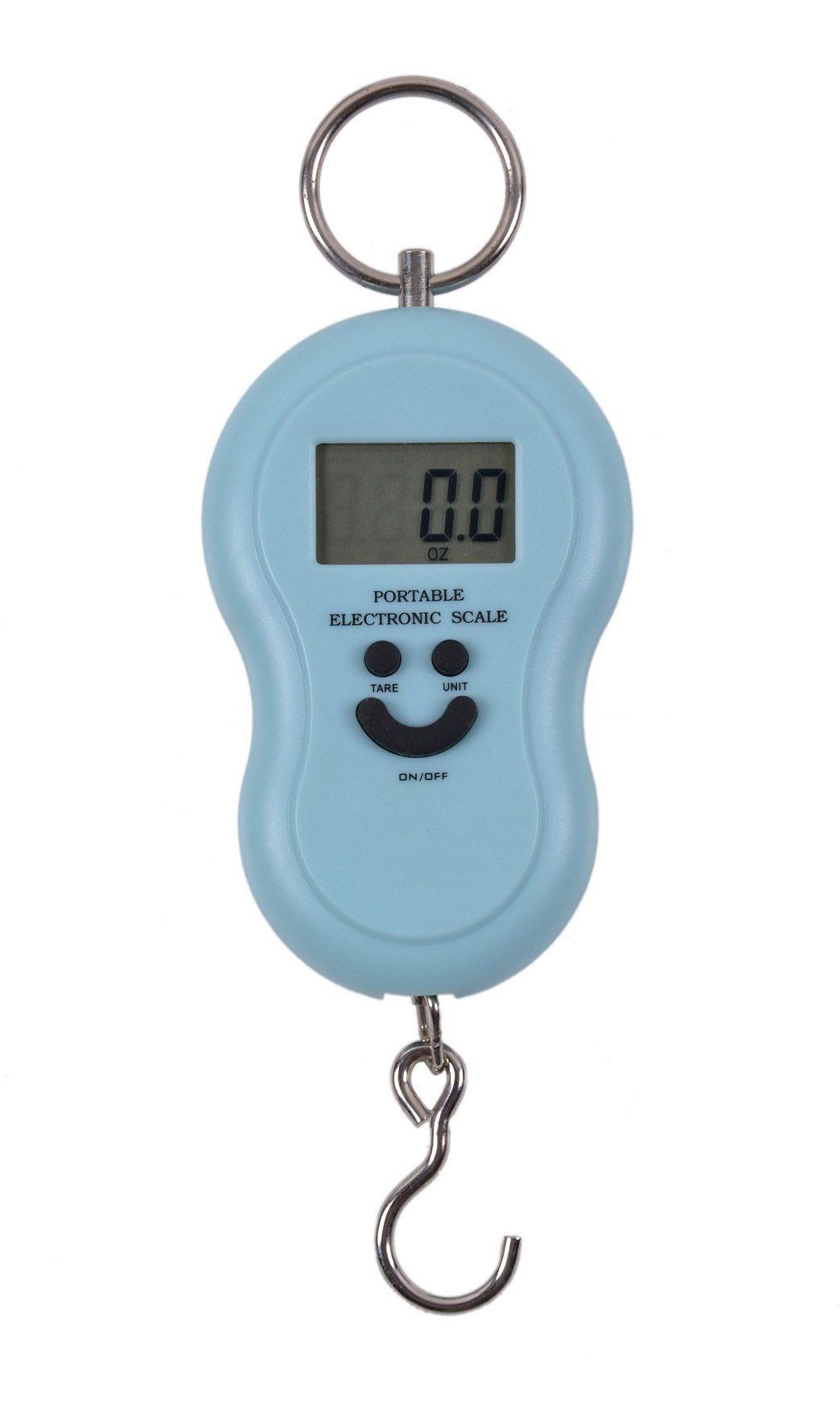 Portable Electronic Luggage Scale Digital Mini Digital Scale 40kg ...