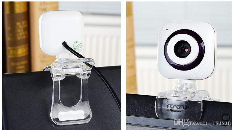 New USB 2.0 12 Megapixel HD Camera Web Camera with MIC Clip-on for Desktop Skype Computer PC Laptop