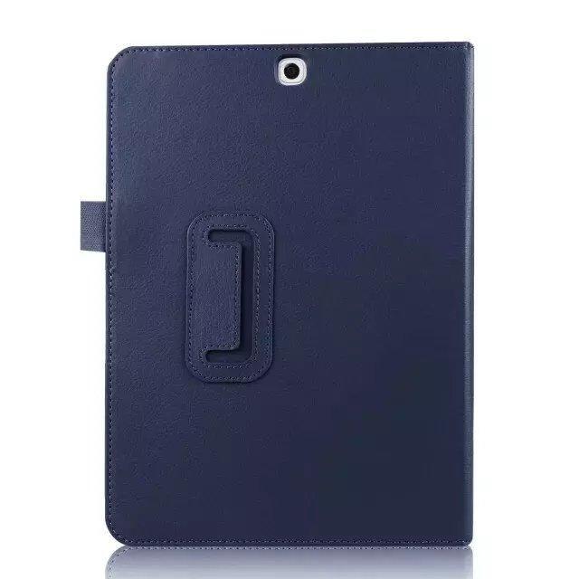 Stojak magnetyczny Flip Folio Skórzany etui do Samsung Galaxy Tab E a S2 S T550 T280 T580 T710 T800 T810 T560 T377 Okładka DHL Darmowa Wysyłka