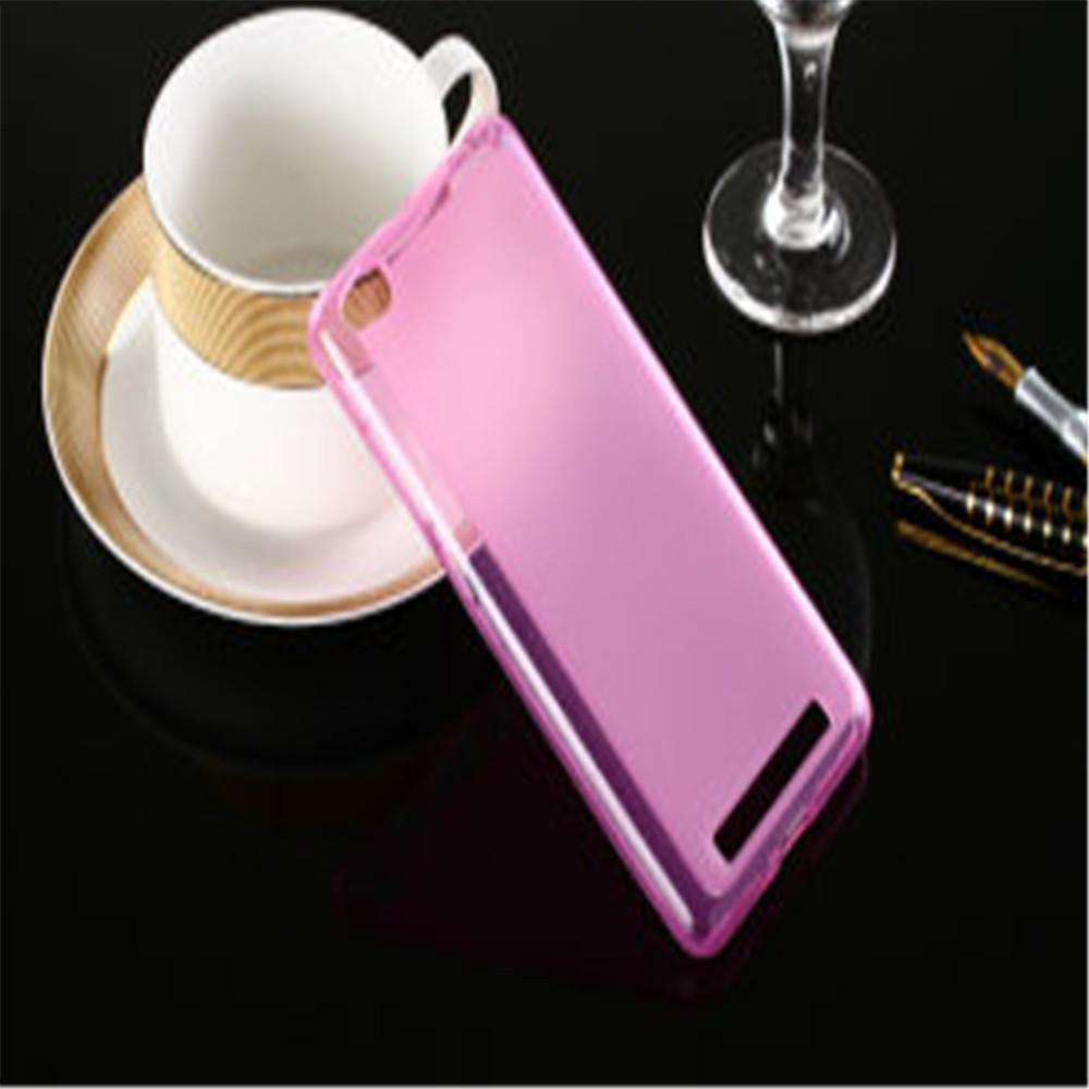 For Mobile Phone Xiaomi Redmi 3 Original Frosted Cover Tpu Case For ...