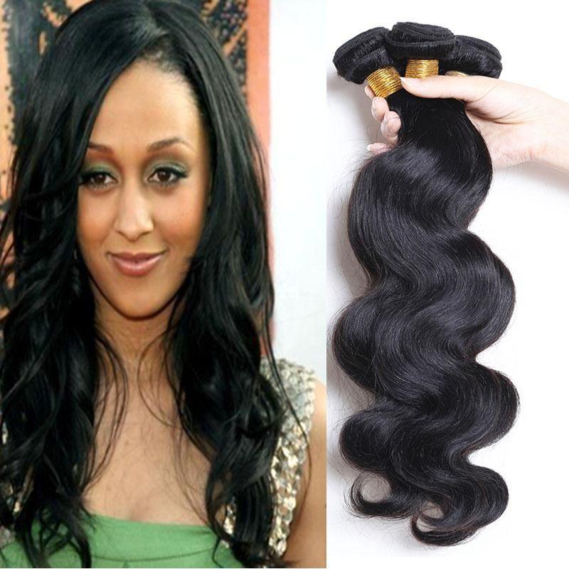 Brazilian Virgin Human Hair Weave Bundles Peruvian Malaysian Indian