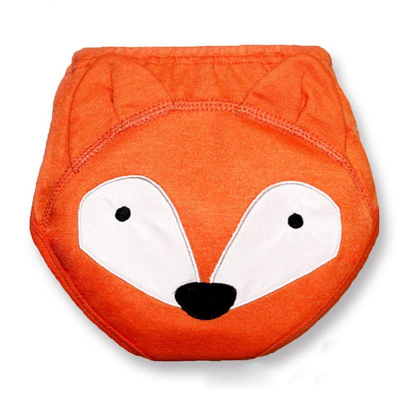 Karikatür tilki bebek eğitim pantolon bez bezi kapak su geçirmez bezi bebek külot yenidoğan iç çamaşırı Kullanımlık ücretsiz kargo ücretsiz kargo