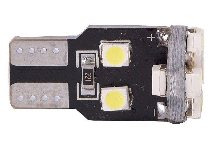 W5w 194 168 led gösterge Canbus 13 3528 SMD T10 kama LED Araba ışıkları boşluk led oto Ampuller enstrüman Lambaları Beyaz 12 V DC