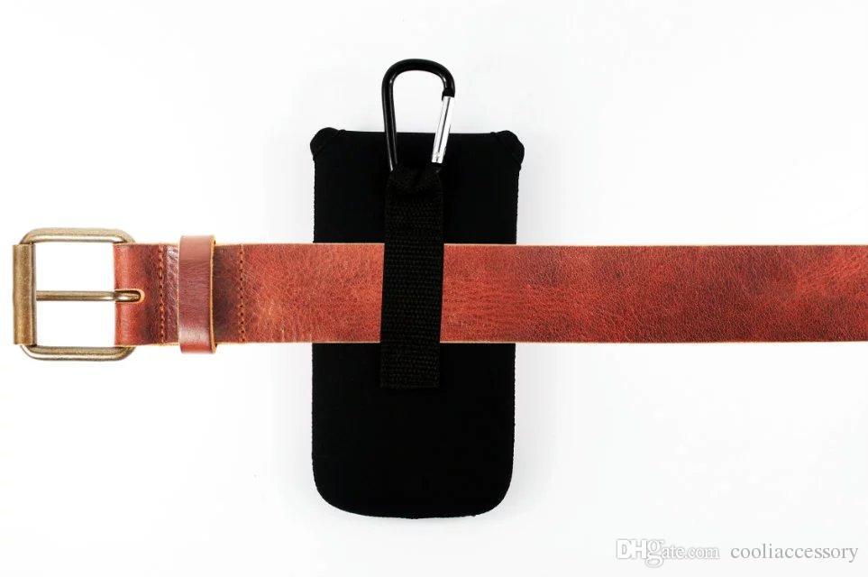 Универсальный рукав клип пояс чехол для 6 дюймов мобильный телефон Iphone 7Plus 6 6 S 5S SE Samsung Galaxy S7 работает Спорт рука ткань карманный чехол