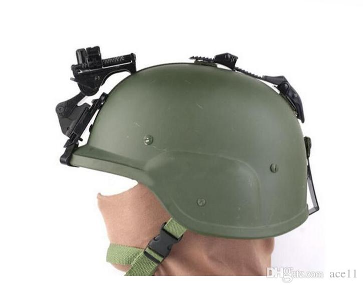 Gros-NVG PVS-7 / PVS-14 Night Vision Goggle Casque Rhino Arm
