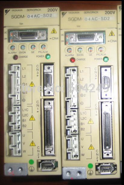 SGDM-04AC-SD2 servo Pack
