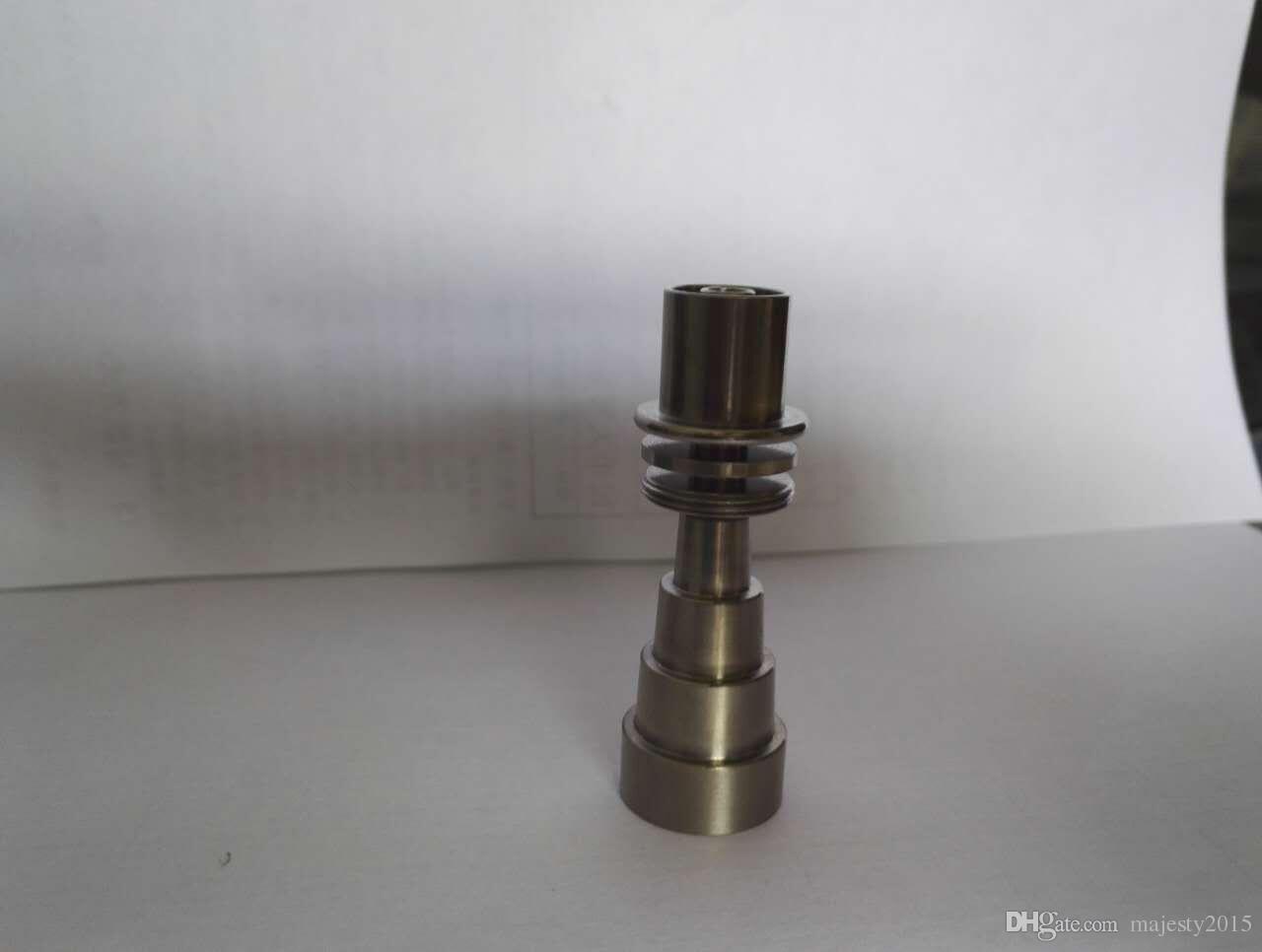 El clavo de titanio sin precio de 16 mm al por mayor se ajusta a las articulaciones masculinas y femeninas y se adapta a todos los kits Majesty e / dnail