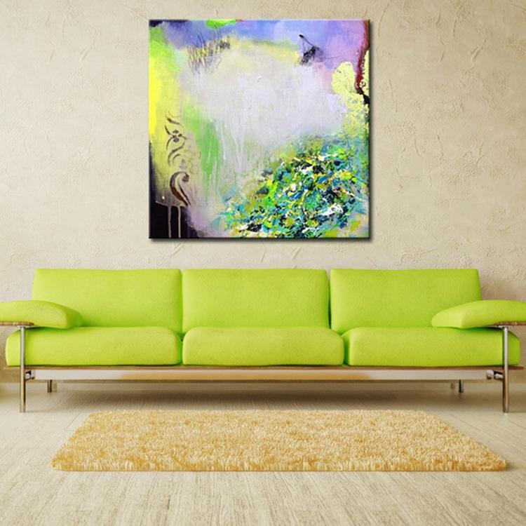 Home Goods Wall Art 2017 modern abstract home goods wall art simple color acrylic