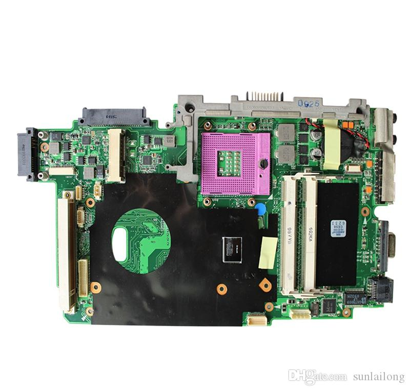 K50IO Main Board Rev 2.1 For Asus K51io K61IC X66IC Laptop Motherboard Replacement 3IN1 Included