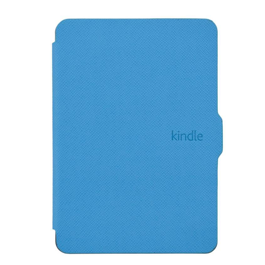 Atacado-DEL Smart Ultra Slim Magnetic Case Capa Para Kindle Paperwhite + filme de tela FEB24