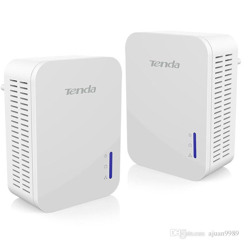 Tenda P3 1000mbps Gigabit Powerline Network Adapter Homeplug Av1000 ...