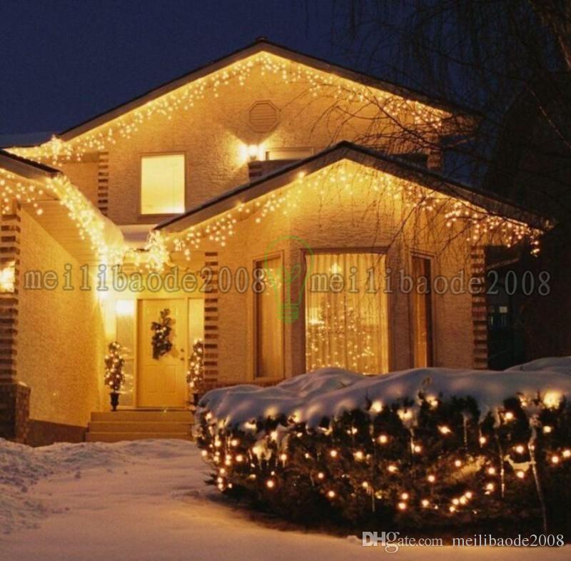 2017 NEUE 10 Mt 100 leds AA Batteriebetriebene led Weihnachten Urlaub Hochzeit Dekoration Festi LED Kupferdraht String Lichterketten Lampen MYY