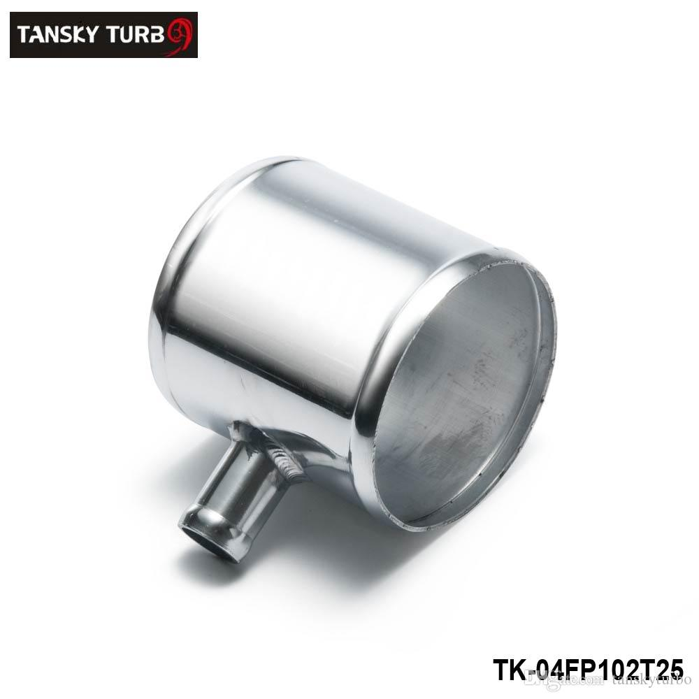 Tansky -NEW Universal BOV T-pipe 102mm 4