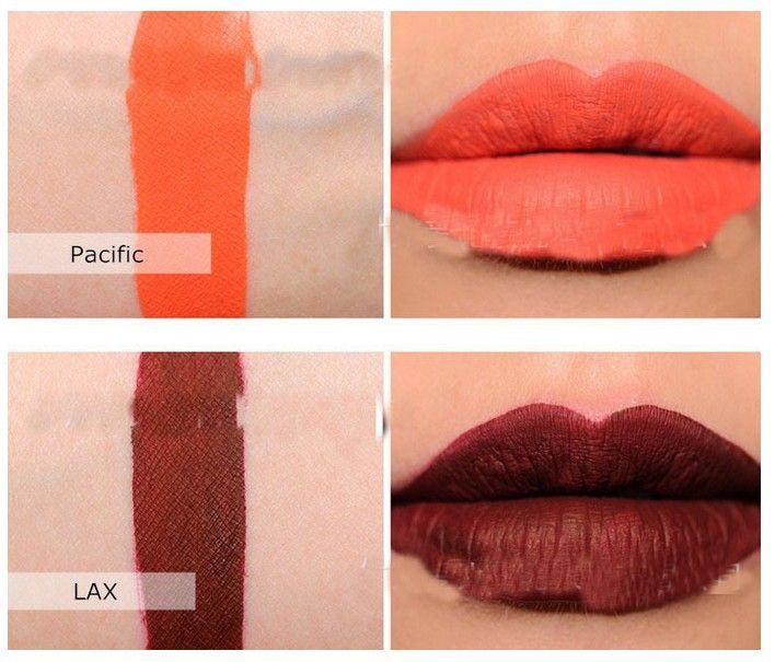 ColourPop Cosmetics Ultra Matte Lipstick Koala Vice Lip Color Pop de calidad superior es envío rápido + con regalo