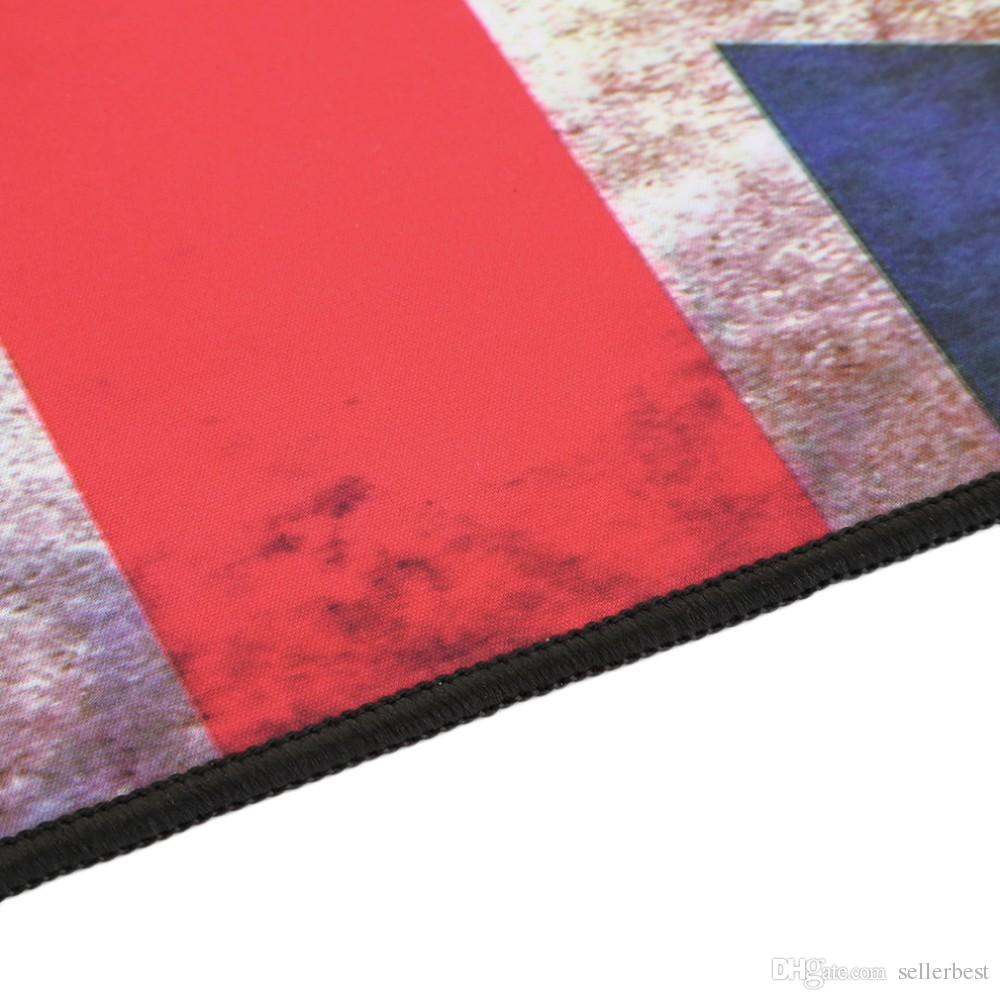 الاب دي المملكة المتحدة رر هو عليه العلم المطاط xl حجم كبير جدا 800 * 300 الحصير المضادة للانزلاق الماوس حصيرة كبيرة الألعاب ماوس الوسادة فرنسا المتحدة kindom الألمانية إسبانيا