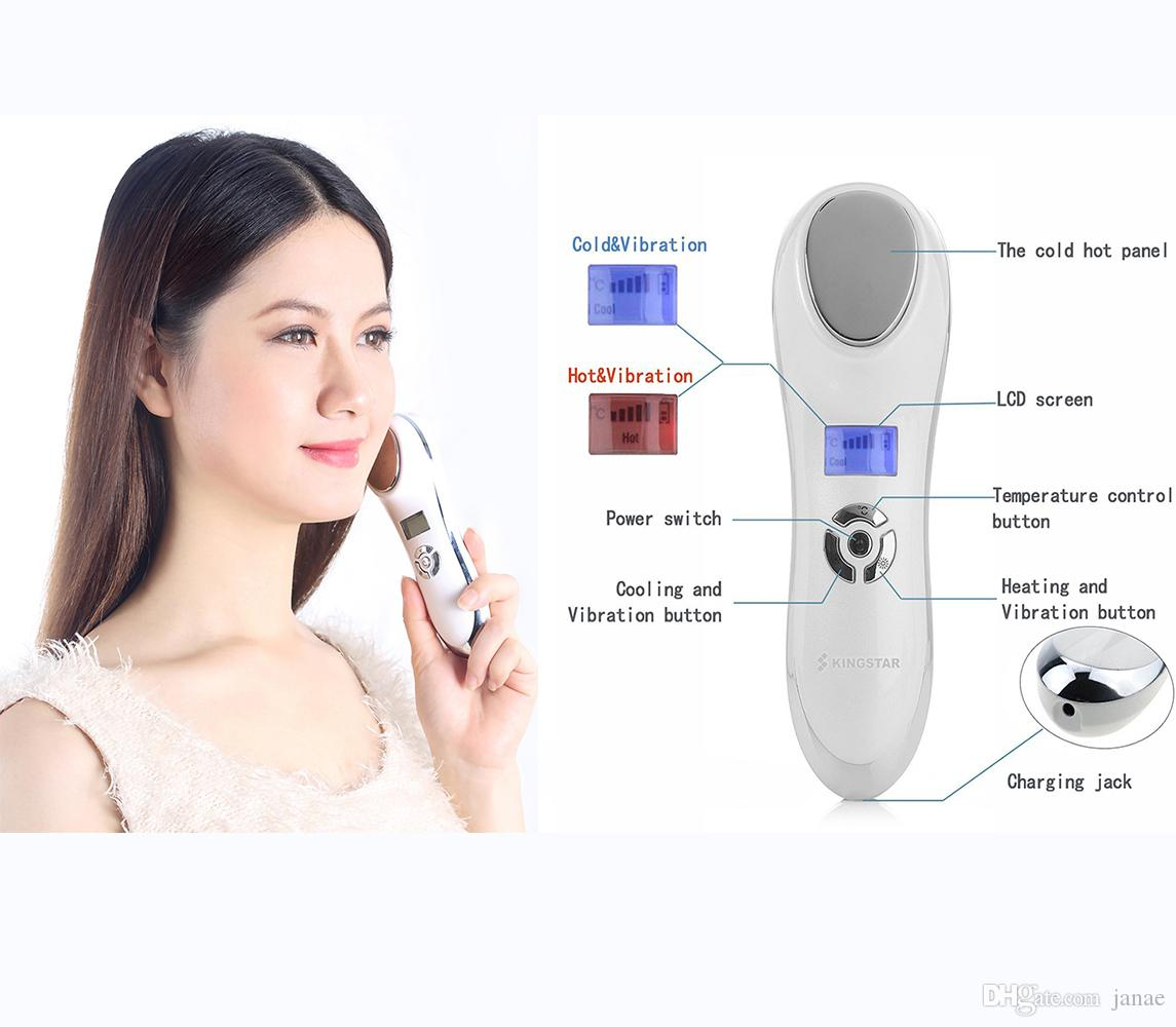 Electronic Deep Pore Iontophoresis Apparatus Face Massager Skin Care Facial Massager Cleansing Signature Club a Platinum Electrocharged Upper Eyelid Fix (.5 Fl. Oz.)
