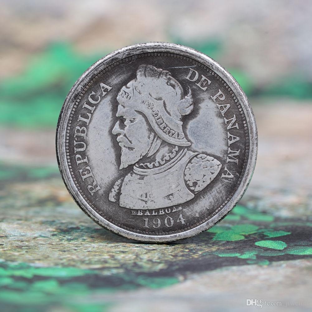 Großhandel Hot Sale 1904 Panama Deutsches Reich Münzen 1903 5 Mark