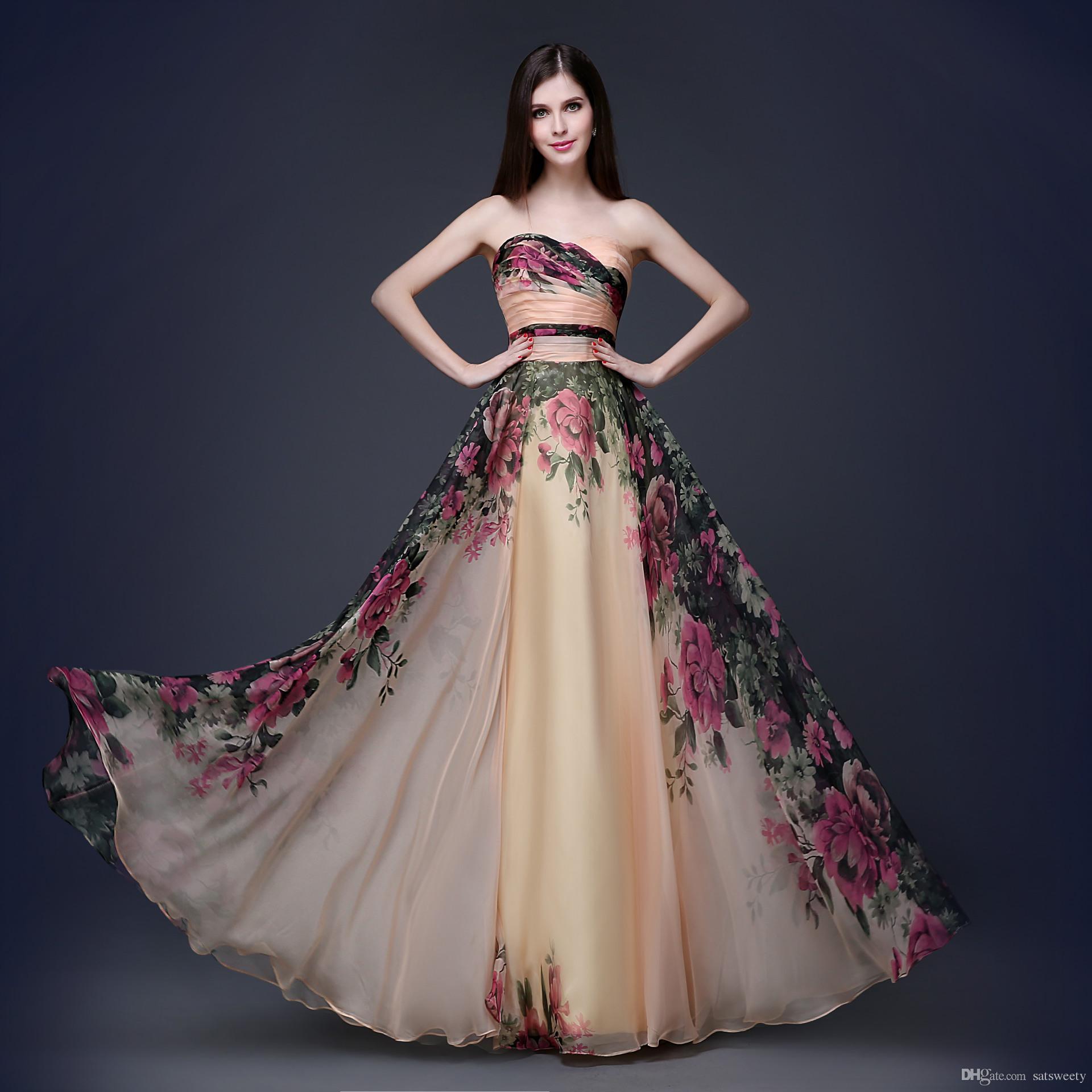 Lily Evening Dress