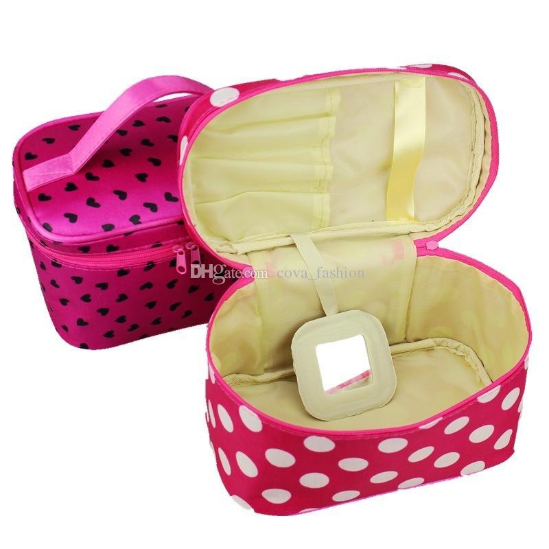 Горячая продажа 22 цвета много конструкций дешевые Оптовая женская путешествия макияж квартет косметичка DHL Бесплатная доставка