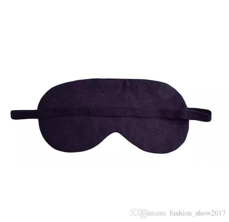 3D baskı İfade Uzun Seyahat siperliği Göz Kapağı Kız Eyepatch Blindfolds Gözlükler Health Care Maske Sleeping Relax kirpikler