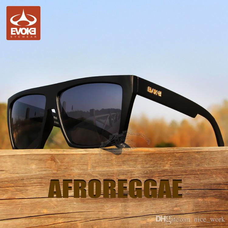 Brand Sunglasses-EVOKE New Gafas 2016 Hot Evoke Brand Afroreggae Series  Retro Mens Sunglasses Men   Women Vintage Sport Sun Glasses Oculos Brand  Sunglasses ... 7002ec7021