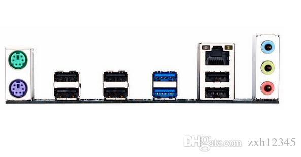 Ursprüngliches Motherboard des freien Verschiffens 100%, das für Gigabyte 970A-DS3P DDR3 AM3 + neu ist, stützt AMD FX 6300 CPU großes Desktop-PC-Computermotherboard