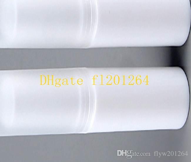 100 pz / lotto spedizione gratuita 4g tubo del rossetto balsamo le labbra bastone contenitore lip crema bottiglia tubo di plastica vuota imballaggio riutilizzabile