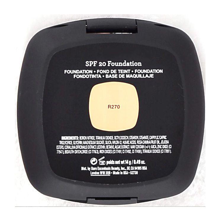 Makeup Minerals Ready Foundation SPF 20 Foundation 14G Abbastanza medio / medio abbronzatura / abbastanza leggero / medio beige / dorato medio / dorato T