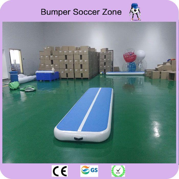 Free a Pump 5m Inflatable Air Track Gymnastics Equipment Inflatable Training Set Air Track Inflatable Gymnastics Mat