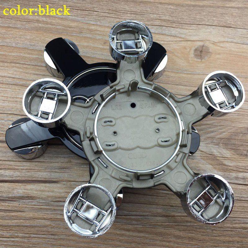 2019 135mm Center Wheel Cap Hub Caps E1 525 4f0601165n 4f0 601 165