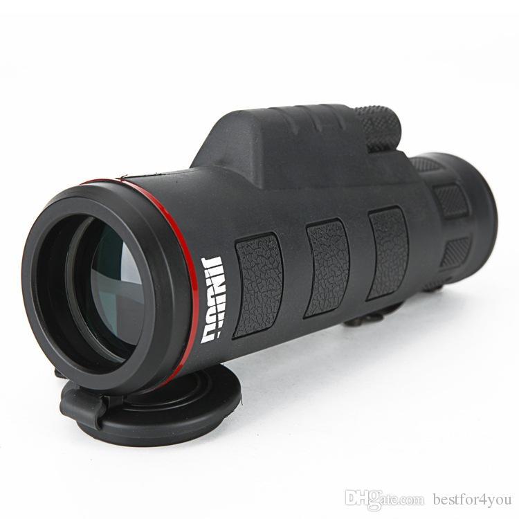 높은 전원 35X50 듀얼 포커스 줌 단안 쌍안경 광학 렌즈 망원경 주야 비전 telescopio Binoculares 야외 사냥을위한