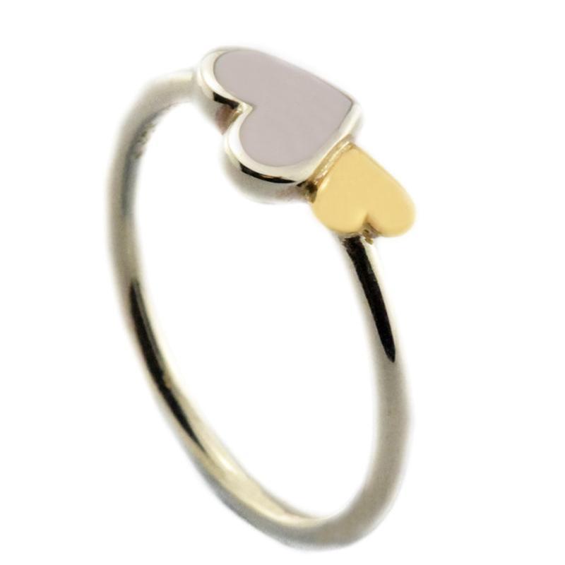 ede3b2514 ... gold ring pandora pandora estore df7b3 9b233 new style 2018 luminous  heart mother of pearl 14k golden 2016 summer 100 925 sterling silver ...