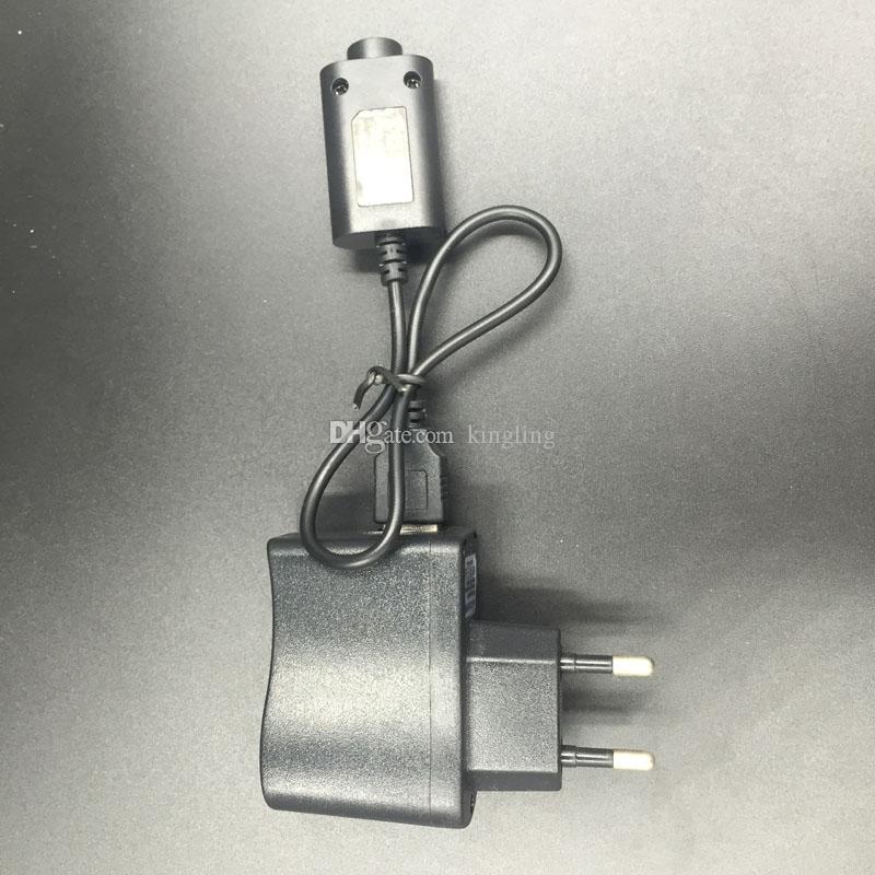 E-Zigarette-Batterieladegerät USB-Kabel-Ladegerät 510 Ego-Thread für Ego T Ego-C Twist VV-Batterie USB-Batterieladegerät für Ego