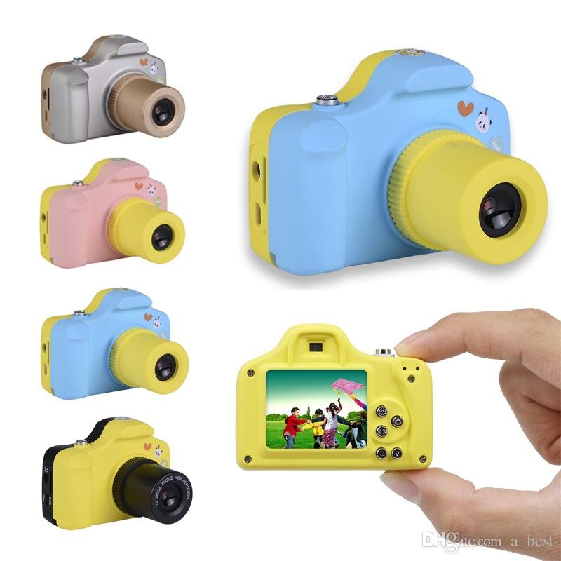 Mini Me Kids Digital Camera 1.5 Inch Sports Action Cameras For ...