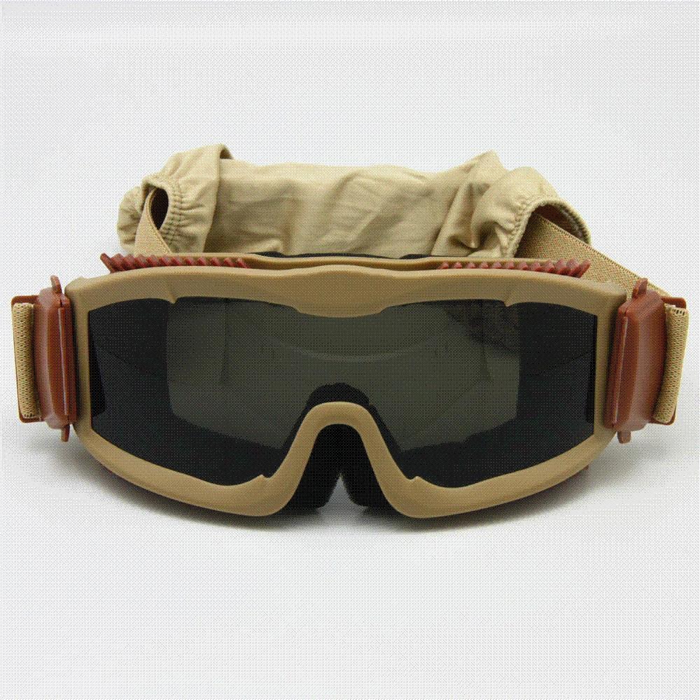 Compre Balísticos Militares Dos Homens 3 Lens Alfa Goggles, EUA Tactical  Exército Óculos De Sol Anti Nevoeiro Capacete Óculos, Ao Ar Livre Óculos  Armados De ... 8e5031decc