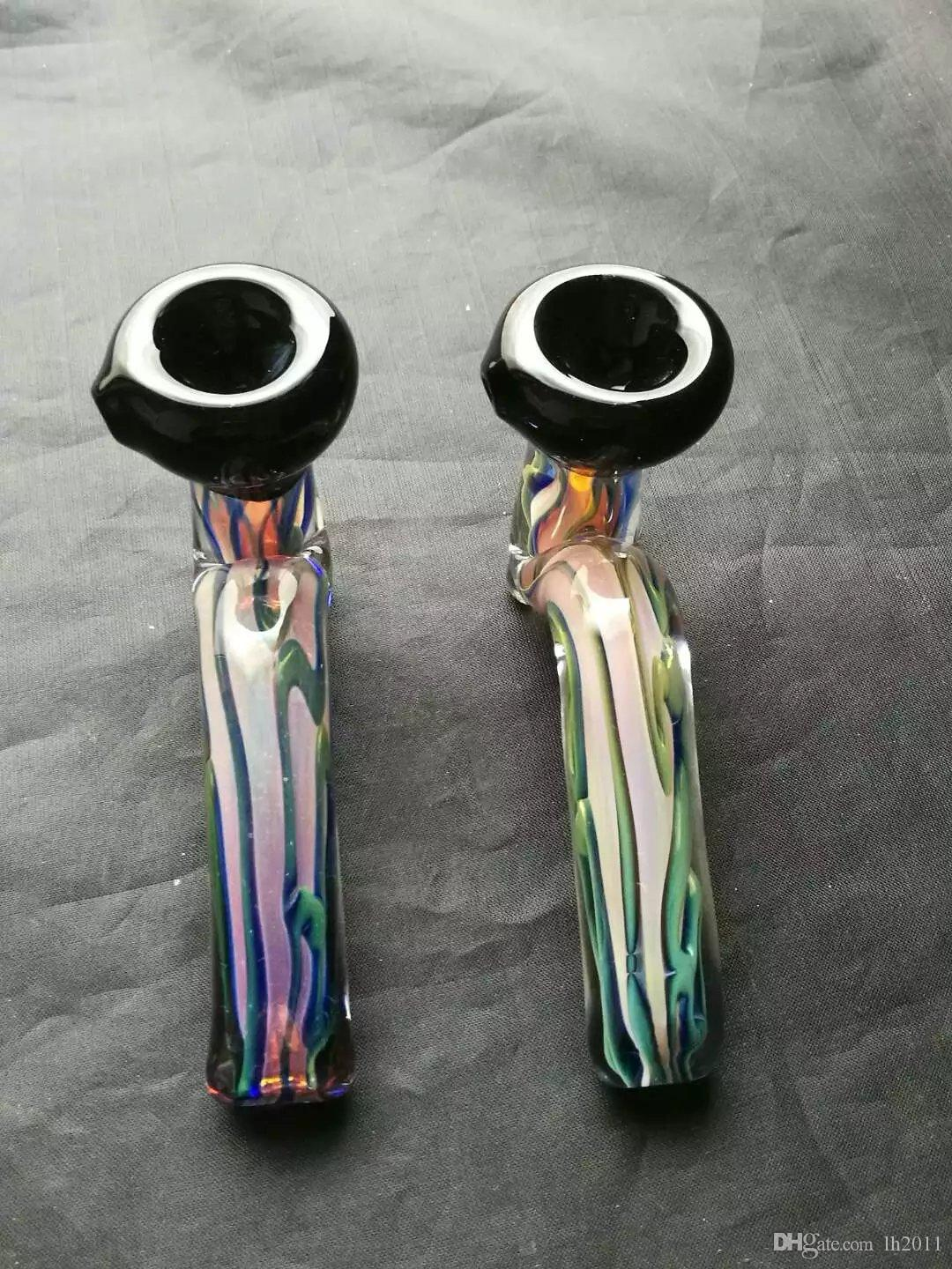New color pipe , Wholesale Glass Bongs, Oil Burner Glass Water Pipes, Smoke Pipe Accessories
