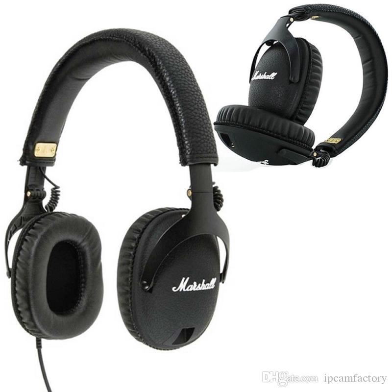Casque Pour Pc Marshall Monitor Casque Anti Bruit Casque Deep Bass