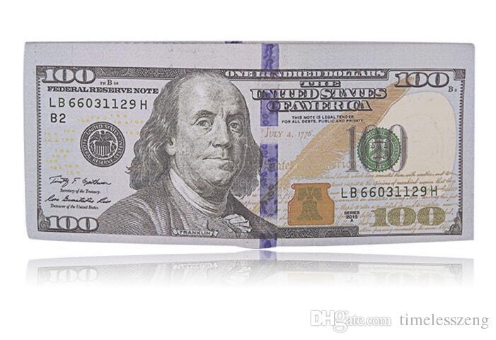 Satın Al Yaratıcı Dolar çanta Dolar Cüzdan Sıcak Satış Birçok ülke