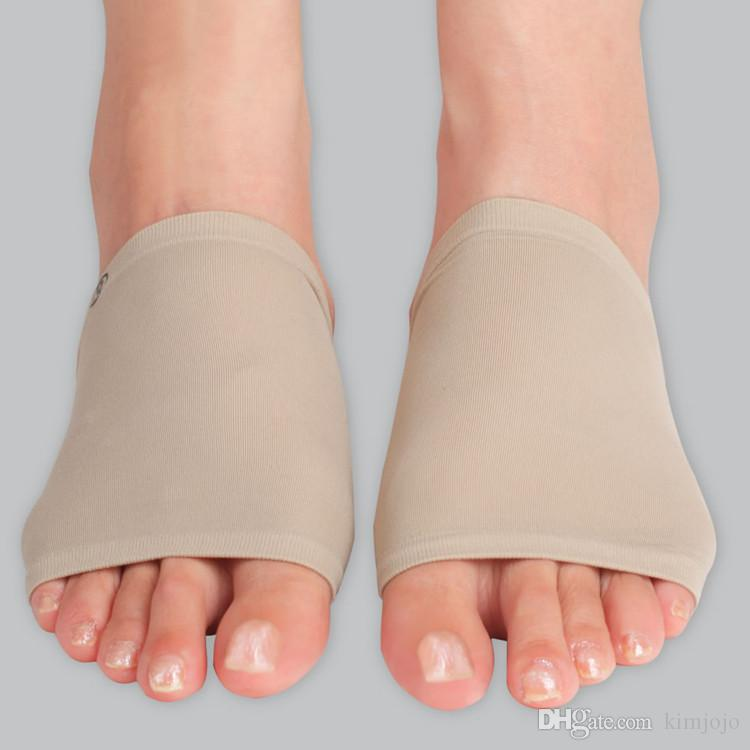 Cura del piede plantare fascite plantare supporto cuscino manica tallone speroni neuromas flat feet ortopedico pad arco plantare strumento ortottico