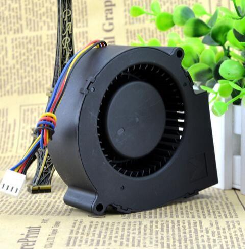 Orijinal AVC otantik BA10033B12M 9733 0.99A 9cm DC12V dört satır üfleyici turbo fan