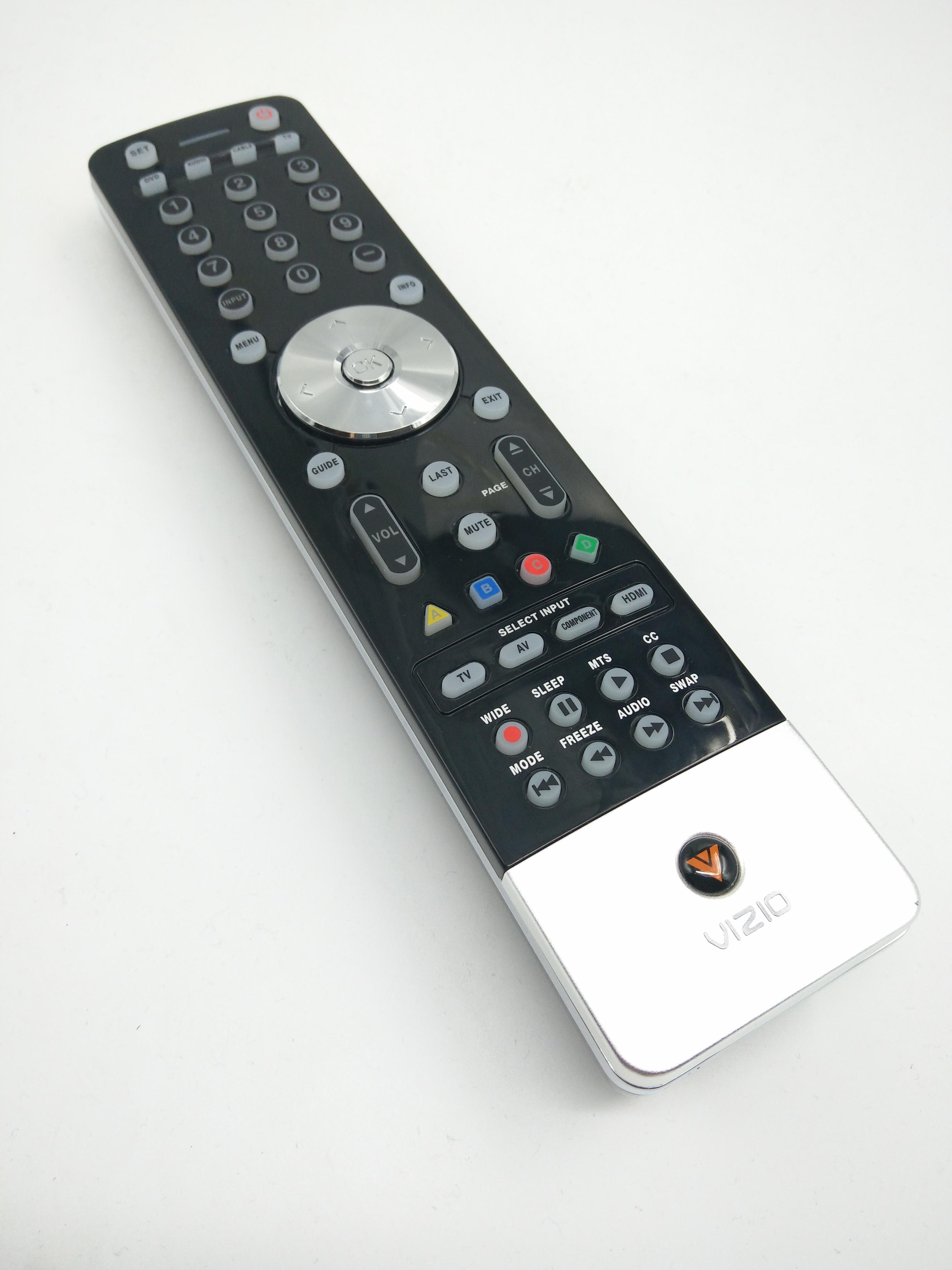 vizio tv remote control replacement. new oem replacement vizio tv remote control vur8 for sv471xvt sv421xvt lspelak vvd0349 vw26lhdtv20f vw22lhdtv10 gv52lf gv52lfhdtv g home i