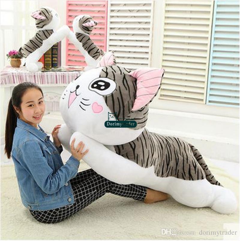 Giant Stuffed Animal Cat Wwwgenialfotocom