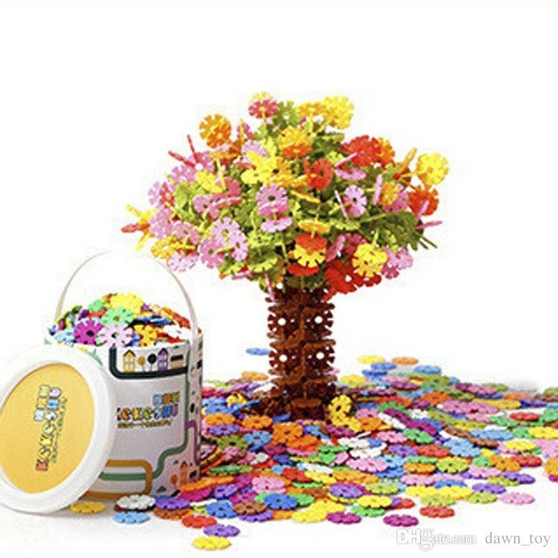 150 pezzi di Brain Flakes bambini, PE Plastic Building Discs Toy, giocattolo educativo creativo ed educativo Grow Grow sicuro materiale non tossico! B